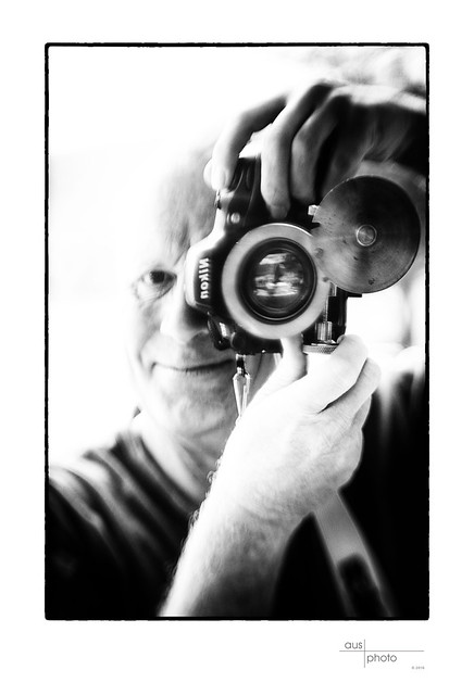 Self with Cindo 85mm