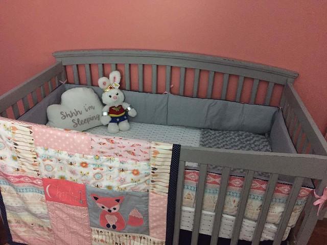 Bedding Set for Baby Charlie