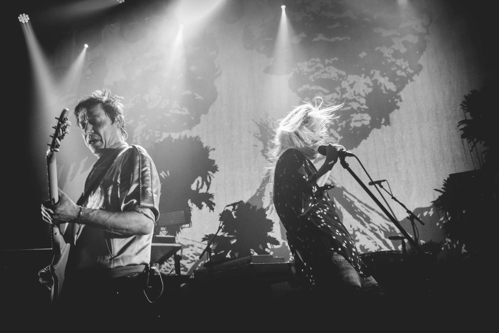 The Kills @ Arenbergschouwburg Antwerpen 2016 (Robin Dua)