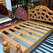Solid pine 5ft bed