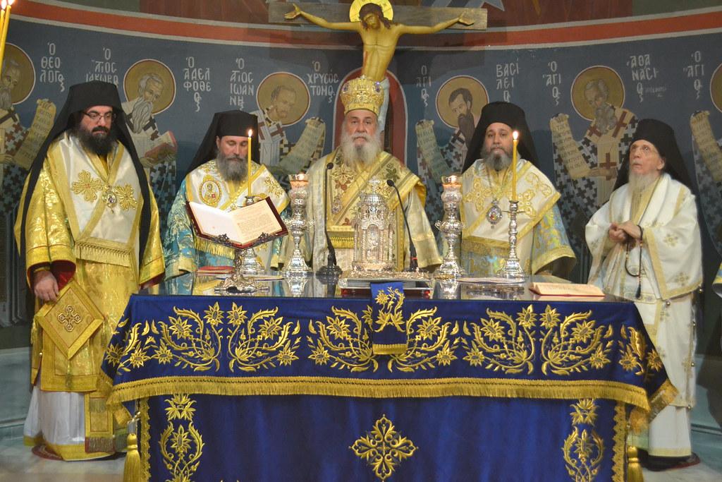 Εορτή Αγ. Ιωάννου Χρυσοστόμου Αχαρναί 2016