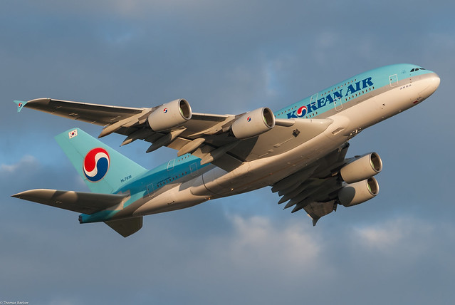 Korean Air Lines Airbus A380-861 HL7615 (81523) (Explore)