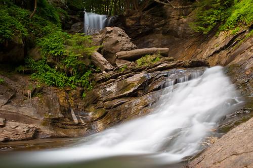 longexposure nature river landscape nikon stream pretty vermont hiking trail orangecounty 2870 neutraldensity d700 oldcityfalls