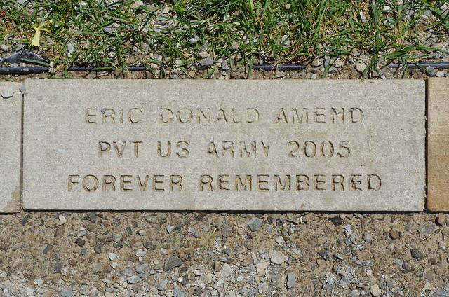 Remembrance Stones: A-C