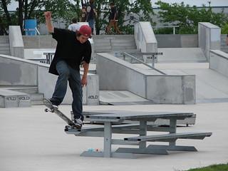 Central Park Skate Plaza | by Bolingbrook Parks