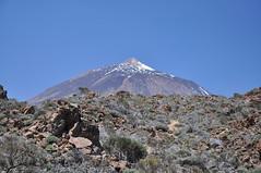 Pico Teide, Parque Nacional del Teide, Tenerife
