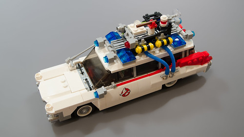 Lego Ghostbusters Ecto-1 Light Mod 07 | by M600