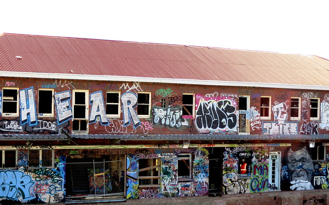 Graffiti Busters  -  Hobart