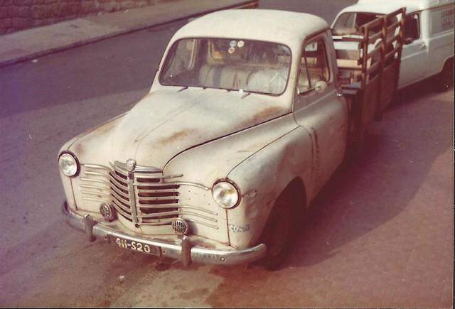 Renault Prairie R 2093 Pick-up
