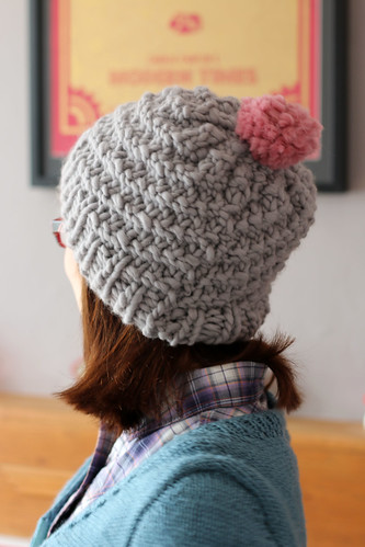 Stitch & Story Luca Pom Hat Kit | by English Girl at Home