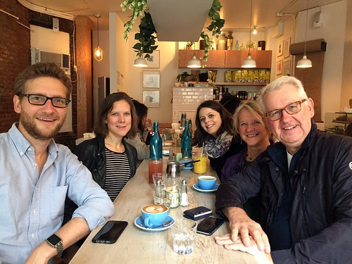 Family coffee at Bluestone Lane | by Bex.Walton