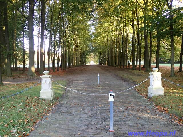 2016-10-29     De Ordermolen-     wandeltocht          40 Km   (40)