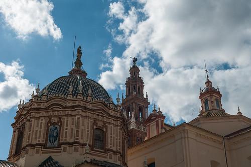 Church in Carmona   by Anna & Michal