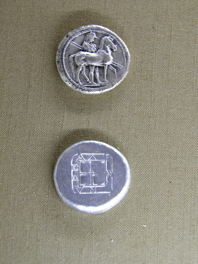Alexander I, B.C. 498-454, Archaeological Museum, Pella