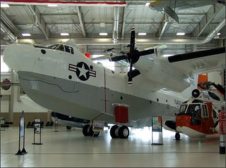 Martin P5M-2 (SP-5B) Marlin - National Museum of Naval Aviation - NAS Pensacola   by CDay86