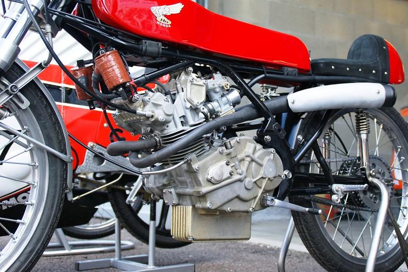 Honda 50 RC116 (1966)