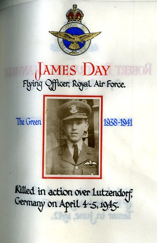Day, James (1924-1945) | by sherborneschoolarchives