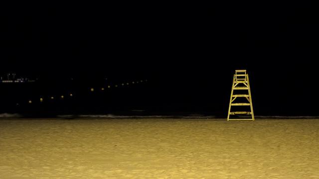Without Lifeguard at Night