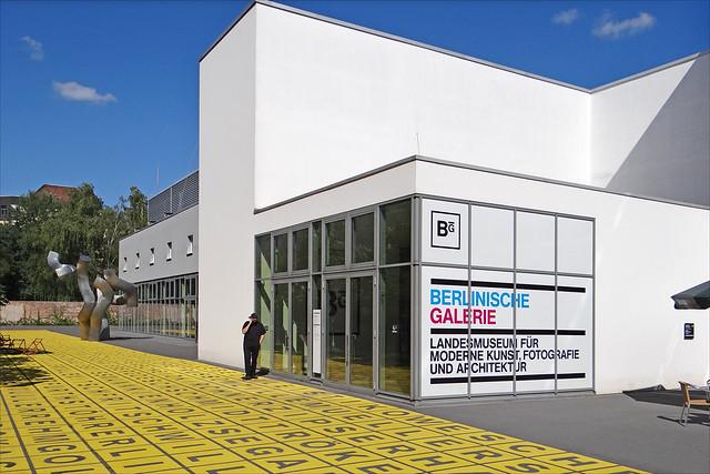 La Berlinische Galerie (Berlin)
