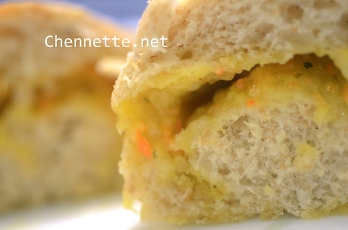 Cheese paste roll | by Chennette