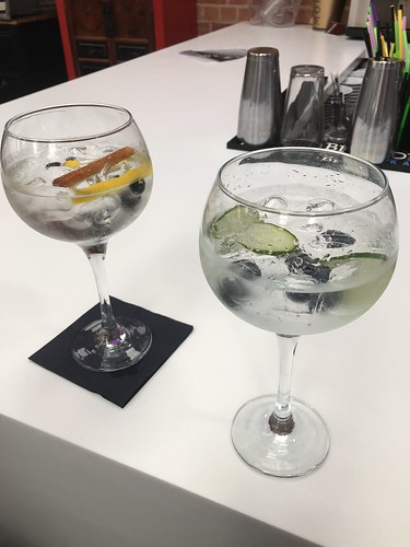 Two gins | by weareswitch