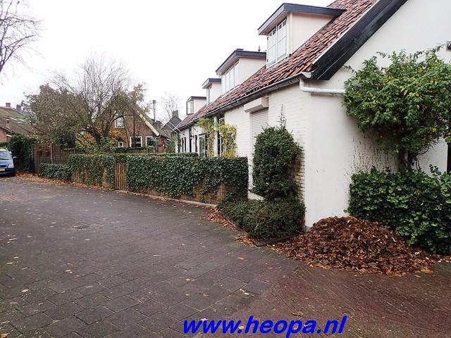 2016-11-09  Gooimeer tocht   25 KM   (15)