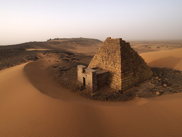 Meroe Archaeological Site I - 40382