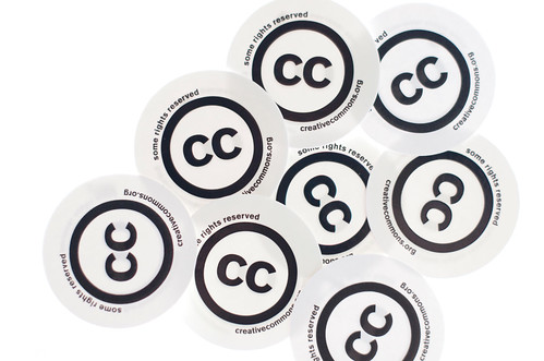 Creative Commons - cc stickers | by Kalexanderson