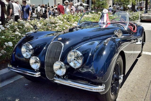 Jaguar 1952 XK 120 Roadster