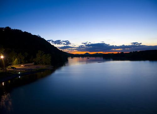 sunset mountains night river littlerock clear rivers arkansas pinnaclemountain arkansasriver ouachitamountains pinnaclemountainstatepark maumelleriver tworiverspark