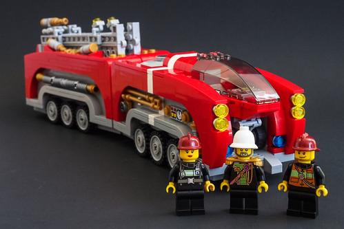 FutureCity Fire Engine