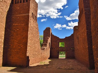 Salinas Pueblo Missions National Monument | by Jasperdo