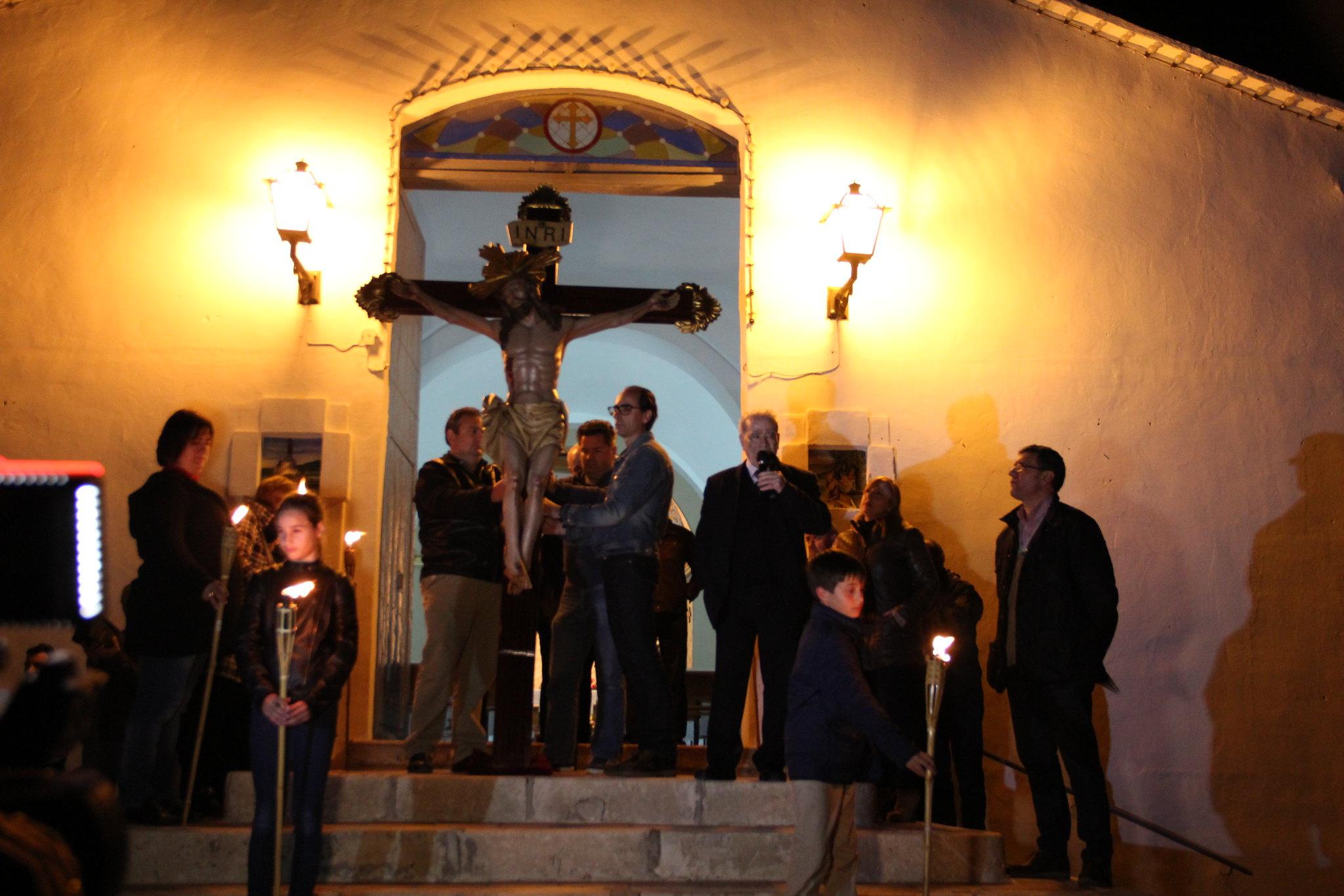 (2015-03-27) - VI Vía Crucis nocturno - Antonio José Verdú Navarro (02)