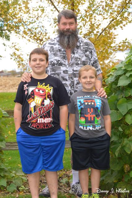 Grandpa, James, & Eric.     DSC_2061