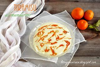 Tiramisù senza glutine al mandarino | by mammadaia