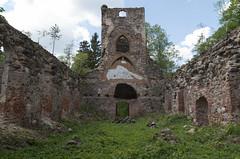 �rģemes eva�ģ�liski luterisk�s baznīcas drupas, 21.05.2016.
