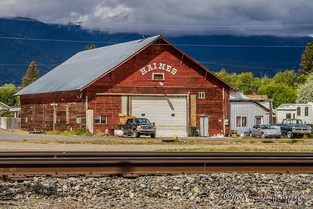 Haines Oregon