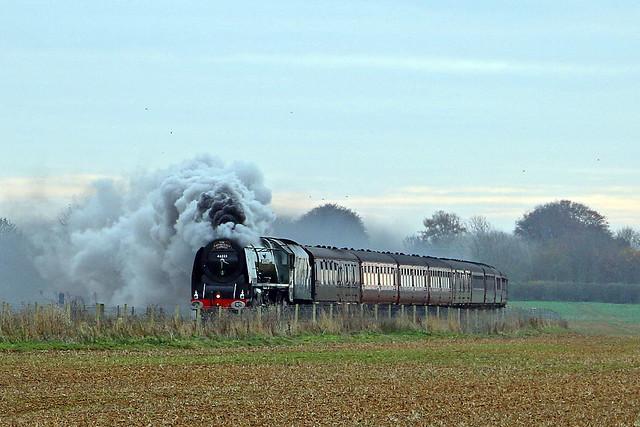 46233 'Duchess of Sutherland'