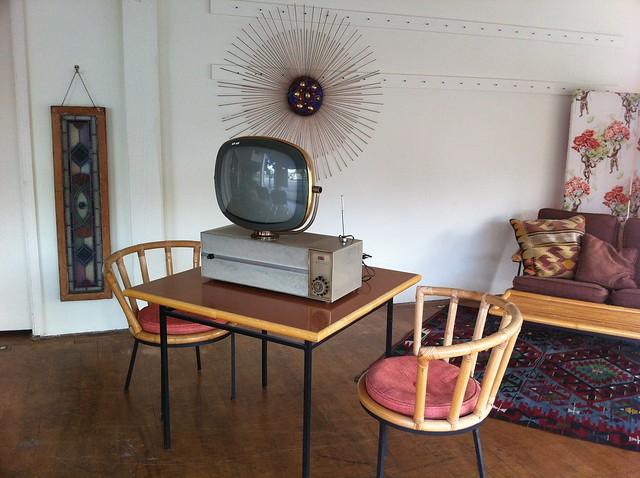 1950's Family Room Set