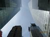 New York – mrakodrapy na Broadwayi, foto: Luděk Wellner