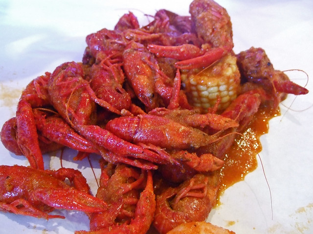 Crawfish from Crab Hut