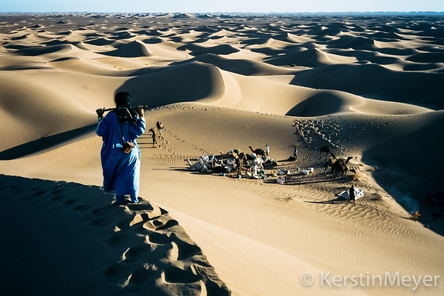 Desert ....