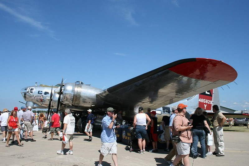 B-17GF Flying Fortress (3)