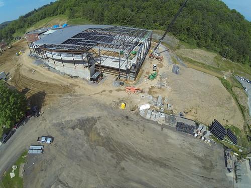 Waco Center Under Construction