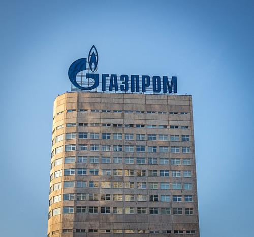 Gazprom | by Thawt Hawthje