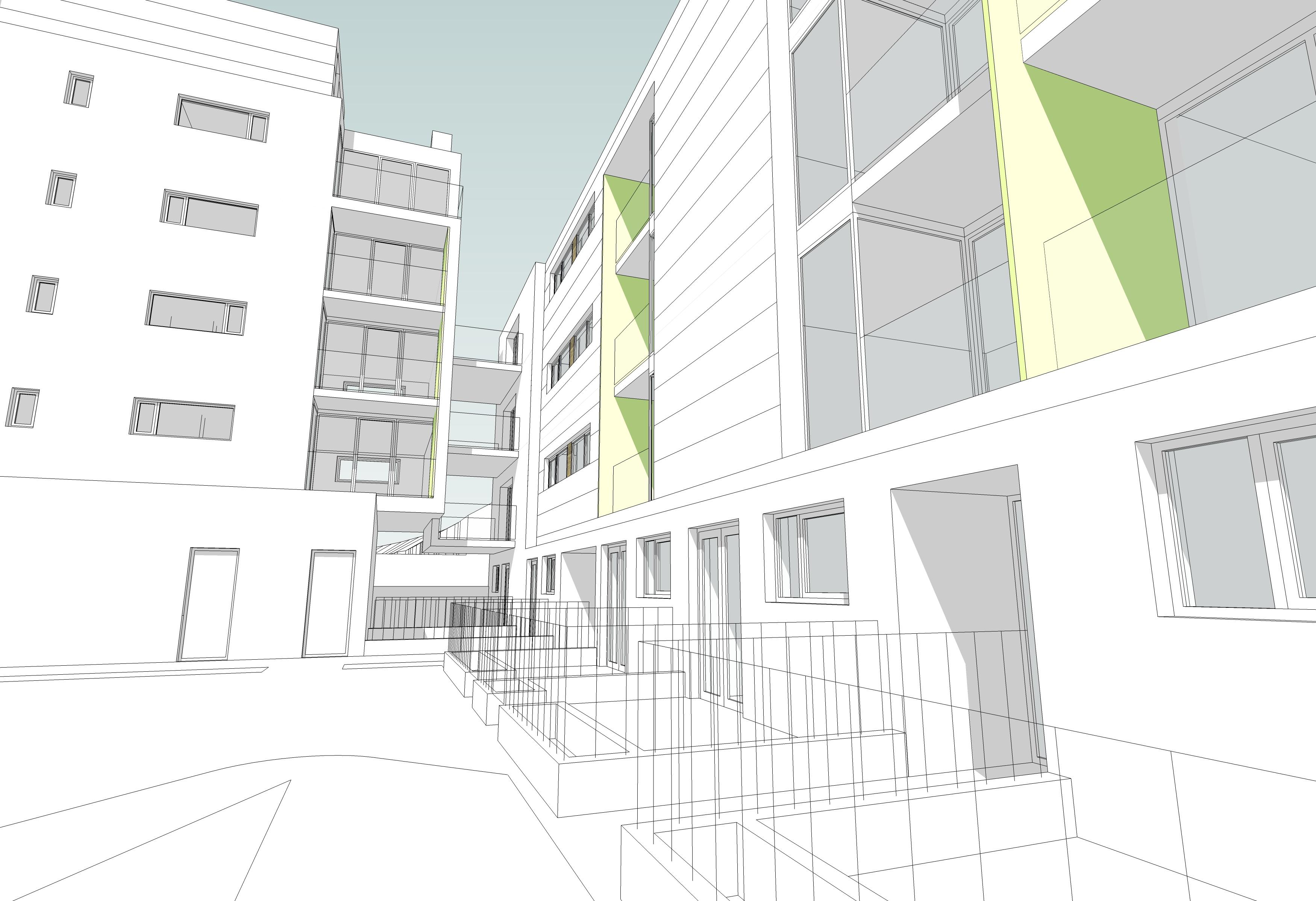 Blackheath Apartment Extension