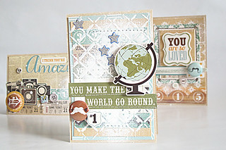 World Go Round card