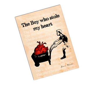 The boy who stole my heart - H01