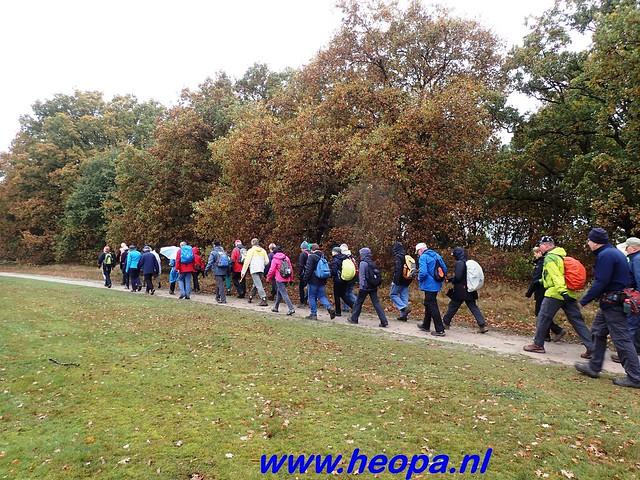 2016-11-09  Gooimeer tocht   25 KM   (48)