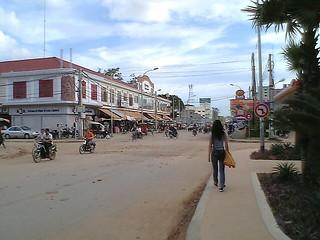 Siem Reap Street 2